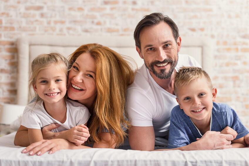 bezpieczna rodzina